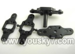 LH1101-Helicopter-parts-11 Upper main greip set & Lower main grip set