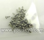 LH1101-Helicopter-parts-47 Screws