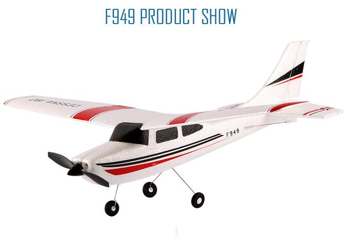WLtoys F949 RC AirPlane parts glider RC Fixed Wing Plane parts