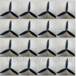 XK A1200 Spare Parts-14-03 Propellers,Main rotor blades(16pcs)