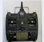 XK A1200 Spare Parts-19-03 X7.001 Transmitter,Remote control