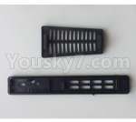 Wltoys XK A130-Y20 Parts-Battery compartment-A130.0004
