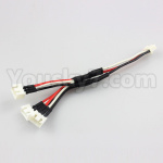 wltoys XK A160-J3 SKYLARK Parts-Upgrade 1-TO-3 Charge wire