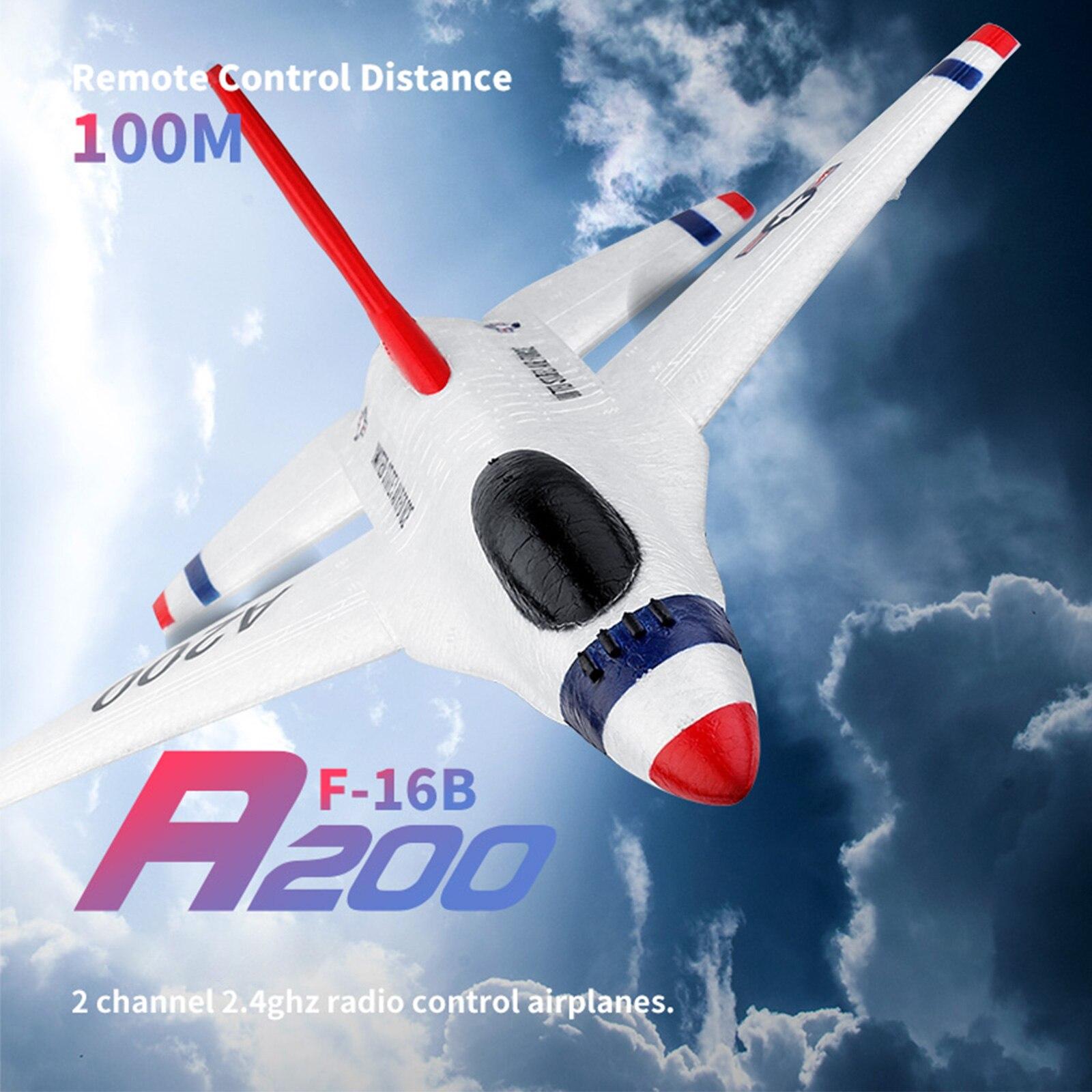 Wltoys XK A200 F-16B F16 RC Plane