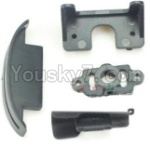 XK A430 Parts-07 A430.007 Plastic Parts group