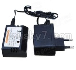 XK A430 Parts-11-01 Official charger and balance charger