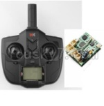 XK A430 Parts-12 Transmitter & Circuit board