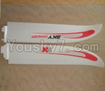 XK A700 Parts-02 XK.2.A700.002 Main Wing,Horizontal wing,EPO Right and Left wing