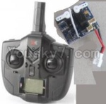 XK A700 Parts-12-02 Transmitter,Remote control & Circuit board