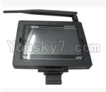 XK A700 Parts-20 Upgrade 5.8G FPV transmission display screen