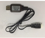 XK A800 Spare Parts-A800.0012 USB Charger
