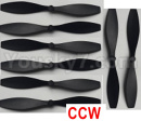 XK X420 Parts-Propellers(8pcs-CCW-Counterclockwise)-X420.0009