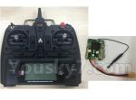 XK X450 Parts-Transmitter+Receiver-X450.0024+X450.0014