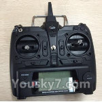 XK X520 Spare Parts X520.0014-02 X8 Big version Transmitter