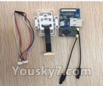 XK X520 Spare Parts X520.0017 WIFI FPV Group