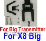 XK X520 Spare Parts X520.0018 X300 Mobile phone bracket accessories(For X8 Big Version Transmitter)