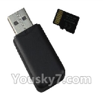 XK X520 Spare Parts X520.0020 USB Reader and Memory card
