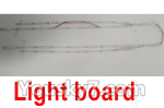 XK X520 Spare Parts X520.0021 LED Light board