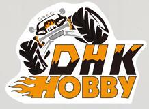 DHK HOBBY RC Truck Car Logo