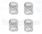 DHK Hunter Parts- 8131-601 Servo saver spring(4pcs)