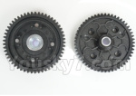 DHK Hunter Parts- 8135-203 Spur gear-53T(Plastic)-2pcs