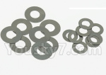 DHK Hunter Parts- 8381-107 Washer-A & Washer-B(8pcs each)