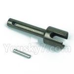 DHK Hunter Parts- 8381-208 Center outdrive set,Can also be used for DHK 8381 8383 8382 RC Truck