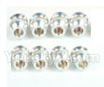 DHK Hunter Parts- 8381-6Z3 Double Way ball end(8pcs)