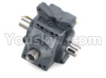 DHK Zombie Parts-8381-100 allembly of diff gear box,Differential gear box assembly
