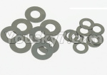 DHK Zombie Parts-8381-107 Washer-A & Washer-B(8pcs each)