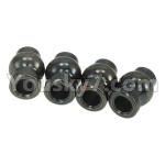 DHK Zombie Parts-8381-501 Upper sus.arm ball(4pcs)(Also be used for 8381,8383,8384,8382)
