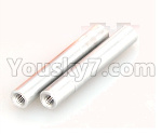 DHK Zombie Parts-8381-608 Shaft,Steering shaft(2pcs)(Can also be used for 8382,8381,8384)