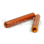 DHK Zombie Parts-8381-806 Rear wing Rod-Long and Short(Can also be used for 8384,8383,8381)