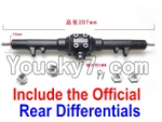 FeiYue FY-01 FY01 Parts-03-01 Official Whole Rear Gear box Assembly