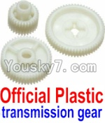 FeiYue FY-01 FY01 Parts-22-01 Official Plastic transmission gear(3pcs)