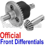 FeiYue FY-01 FY01 Parts-30-01 FY-QCS01 Official Front Differentials Assembly