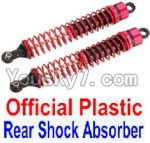 FeiYue FY-01 FY01 Parts-31-03 FYBZ02 Official Rear Shock Absorber(2pcs)