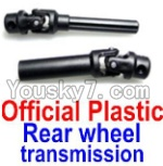 FeiYue FY-01 FY01 Parts-34-05 FY-CD02 Official Plastic Front wheel transmission assembly,Front Drive(1 set)