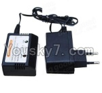 FeiYue FY-01 FY01 Parts-36-03 Official charger and balance charger(Can charge 1 battery at the same time)