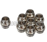 FeiYue FY-01 FY01 Parts-60-16 W12079 M4 Anti-loose nuts