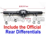 FeiYue FY-02 Spare Parts-03-01 Official Whole Rear Gear box Assembly