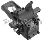 FeiYue FY-02 Spare Parts-03-02 Whole Front Gear box Assembly