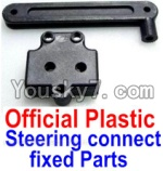 FeiYue FY-02 Spare Parts-11-01 F12033-042 Official plastic Steering connect fixed Parts