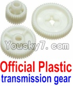 FeiYue FY-02 Spare Parts-22-01 Official Plastic transmission gear(3pcs)