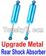 FeiYue FY-02 Spare Parts-32-03 Upgrade Metal Rear Shock Absorber(2pcs)