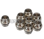 FeiYue FY-02 Spare Parts-60-16 W12079 M4 Anti-loose nuts