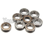 FeiYue FY-02 Spare Parts-61-01 W12045 Ball bearing(8pcs)-9X5X3mm