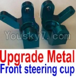 FeiYue FY03 Parts-10-01 F12008-011 Upgade Metal Front steering cup,Left and Right Universal joint(2pcs)