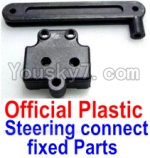 FeiYue FY03 Parts-11-01 F12033-042 Official plastic Steering connect fixed Parts