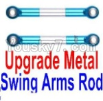 FeiYue FY03 Parts-21-10 F12028 Upgrade Metal Swing Arms Rod(2pcs)